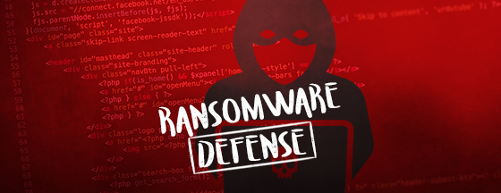 Ransomware Defense